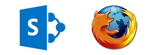 SharePoint Firefox